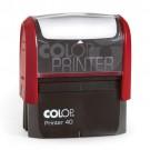 Печат Printer 40 RED
